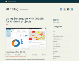 blog.st-f.net screenshot
