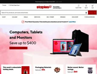 blog.staples.ca screenshot
