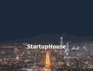 blog.startuphouse.com screenshot