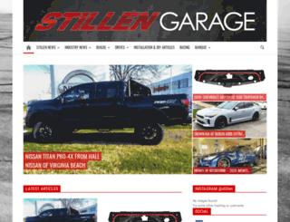 blog.stillen.com screenshot