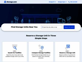 blog.storageunit.com screenshot