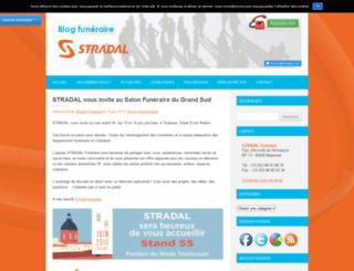blog.stradal-funeraire.fr screenshot
