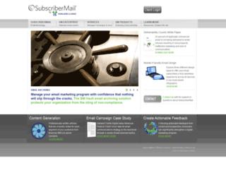 blog.subscribermail.com screenshot