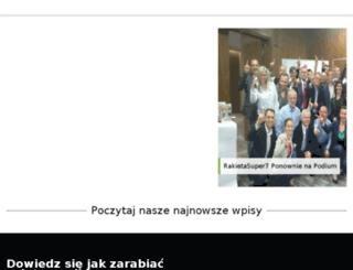 blog.super7.pl screenshot