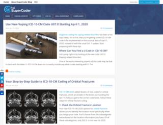 blog.supercoder.com screenshot