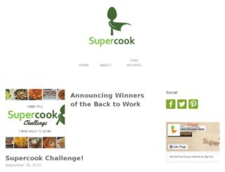 blog.supercook.com screenshot