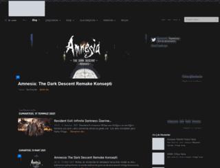 blog.tanshaydar.com screenshot