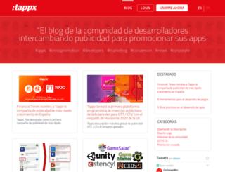 blog.tappx.com screenshot
