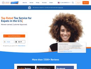 blog.taxesforexpats.com screenshot