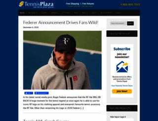 blog.tennisplaza.com screenshot