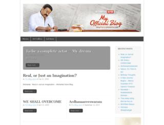 blog.thecompleteactor.com screenshot
