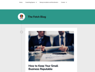 blog.thefetch.com screenshot
