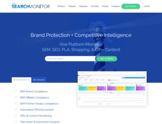 blog.thesearchmonitor.com screenshot