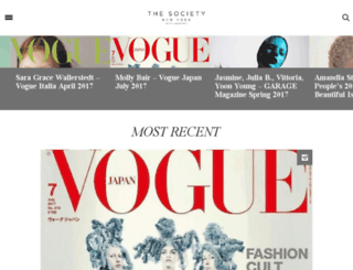 blog.thesocietymanagement.com screenshot