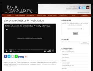 blog.tmlawworldwide.com screenshot