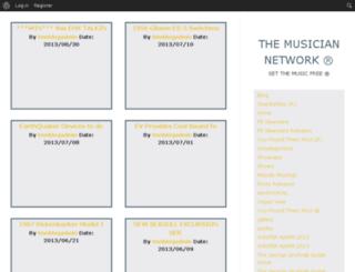blog.tmntv.com screenshot