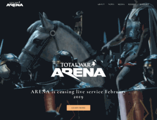 blog.totalwararena.com screenshot