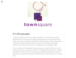 blog.townsqua.re screenshot