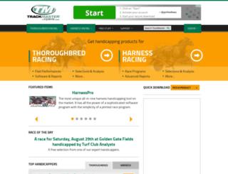 blog.trackmaster.com screenshot
