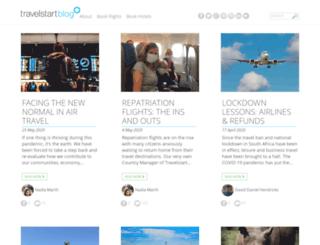 blog.travelstart.co.za screenshot