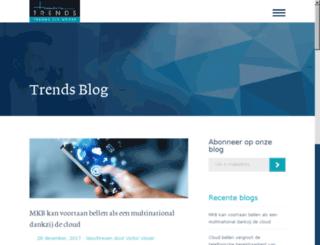 blog.trends.nl screenshot