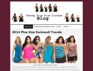blog.trendy-plus-size-clothes.com screenshot