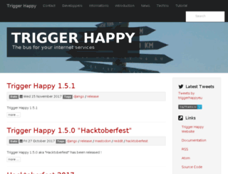 blog.trigger-happy.eu screenshot