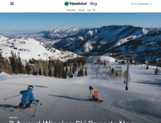 blog.tripadvisor.com screenshot