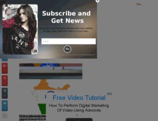 blog.truetutorials.com screenshot