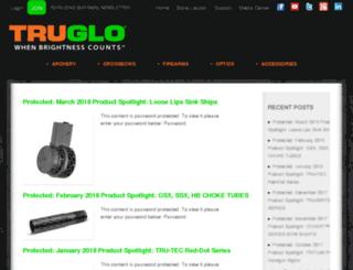 blog.truglo.com screenshot
