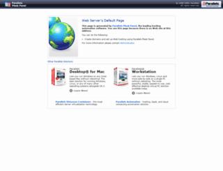 blog.tuffz.de screenshot