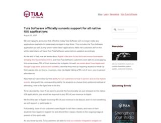 blog.tulasoftware.com screenshot