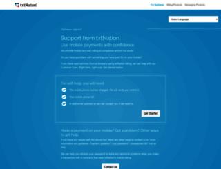 blog.txtnation.com screenshot