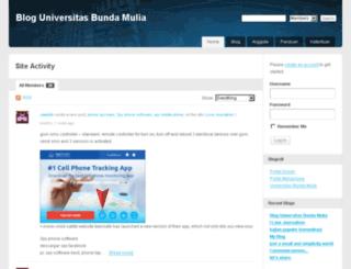 blog.ubm.ac.id screenshot