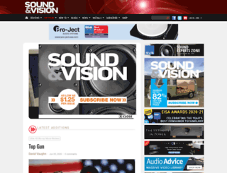 blog.ultimateavmag.com screenshot