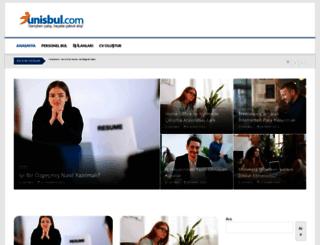 blog.unisbul.com screenshot