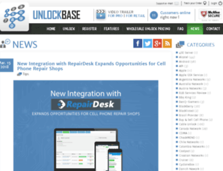 blog.unlockbase.com screenshot