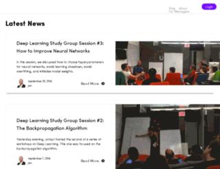 blog.untapt.com screenshot