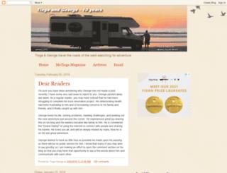 blog.vagabonders-supreme.net screenshot