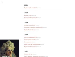 blog.vickiboykis.com screenshot