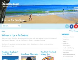 blog.visitsunshinecoast.com.au screenshot