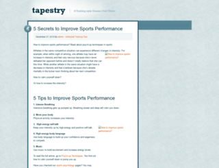 blog.volleyballadvisors.com screenshot