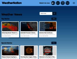 blog.weathernationtv.com screenshot