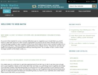 blog.webnatin.com screenshot