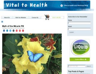 blog.wellesse.com screenshot