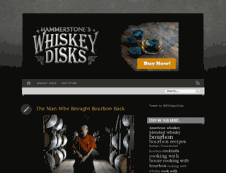 blog.whiskeydisks.com screenshot