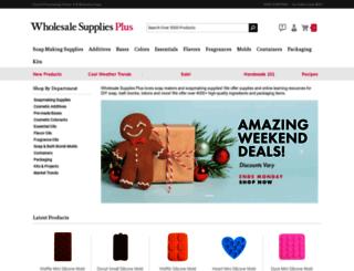 blog.wholesalesuppliesplus.com screenshot