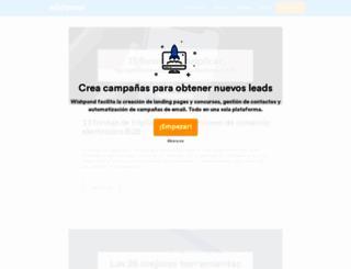 blog.wishpond.com.mx screenshot
