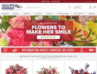 blog.wkf.com screenshot
