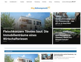 blog.wohnungsmarkt24.de screenshot
